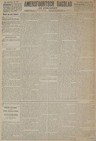 Amersfoortsch Dagblad / De Eemlander 1918-01-02