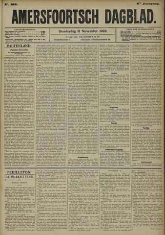 Amersfoortsch Dagblad 1909-11-11