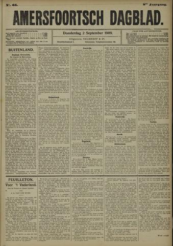 Amersfoortsch Dagblad 1909-09-02