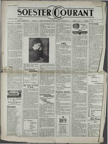 Soester Courant 1952-11-28