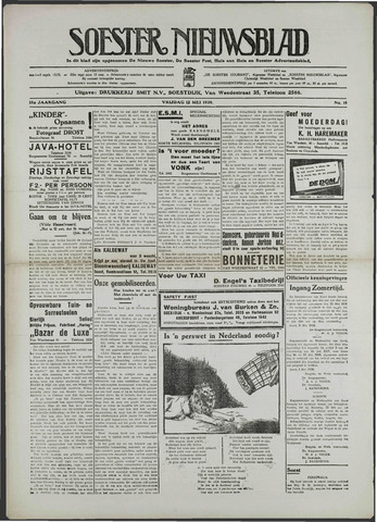 Soester Courant 1939-05-12
