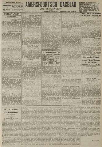 Amersfoortsch Dagblad / De Eemlander 1923-10-29