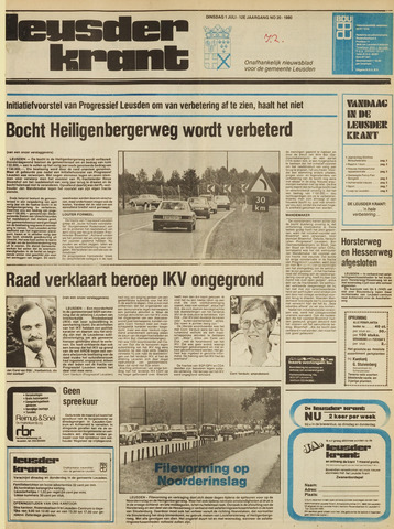 Leusder Krant 1980-07-01