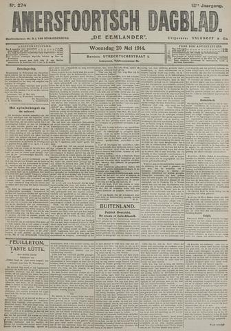 Amersfoortsch Dagblad / De Eemlander 1914-05-20