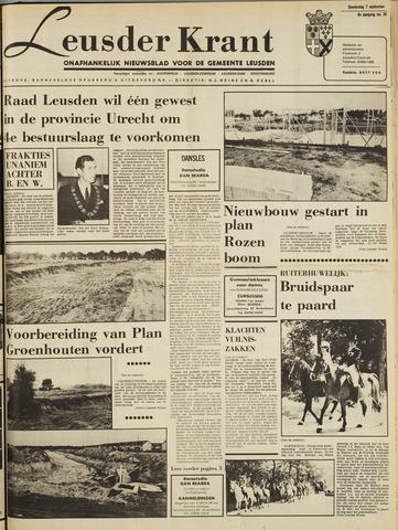 Leusder Krant 1972-09-07