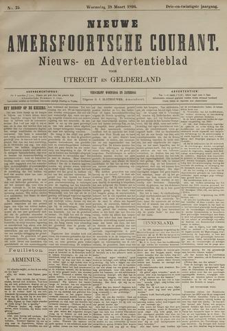 Nieuwe Amersfoortsche Courant 1894-03-28