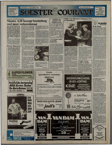 Soester Courant 1986-11-12