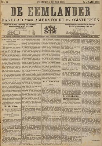 De Eemlander 1908-05-20