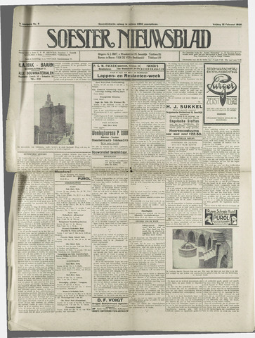 Soester Courant 1926-02-12