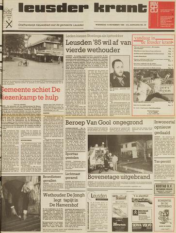 Leusder Krant 1989-11-15