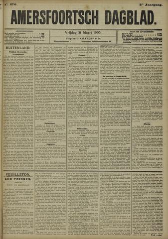 Amersfoortsch Dagblad 1905-03-31