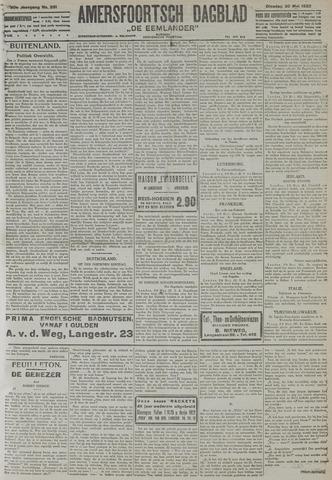 Amersfoortsch Dagblad / De Eemlander 1922-05-30