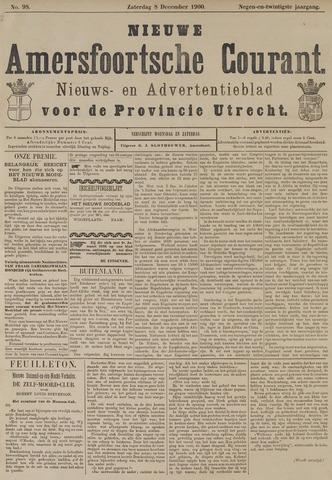Nieuwe Amersfoortsche Courant 1900-12-08