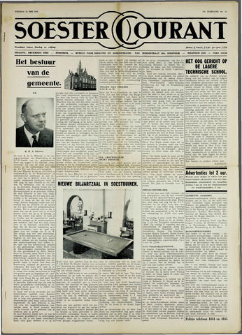 Soester Courant 1962-05-25