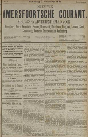 Nieuwe Amersfoortsche Courant 1881-11-02