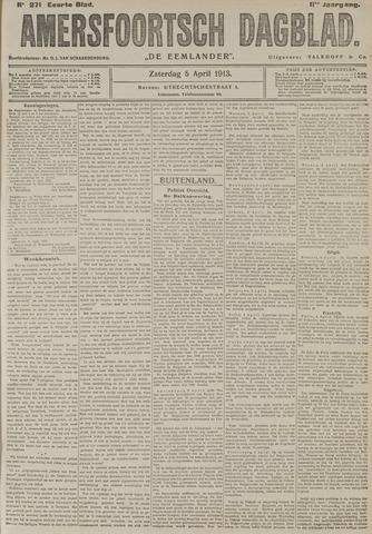 Amersfoortsch Dagblad / De Eemlander 1913-04-05