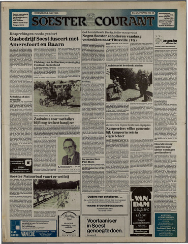 Soester Courant 1986-07-09
