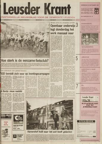 Leusder Krant 1992-09-23