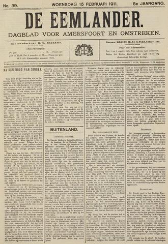 De Eemlander 1911-02-15