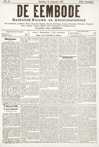 De Eembode 1897-08-21