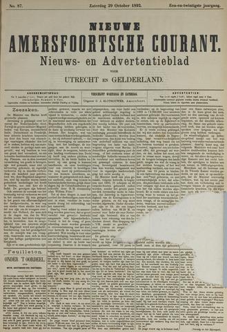 Nieuwe Amersfoortsche Courant 1892-10-29