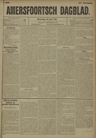 Amersfoortsch Dagblad 1912-06-10