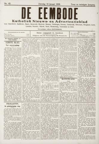 De Eembode 1909-01-16