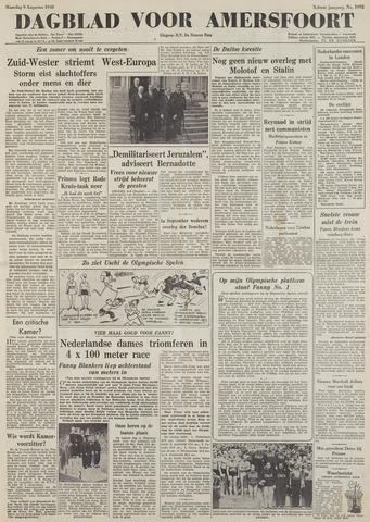 Dagblad voor Amersfoort 1948-08-09