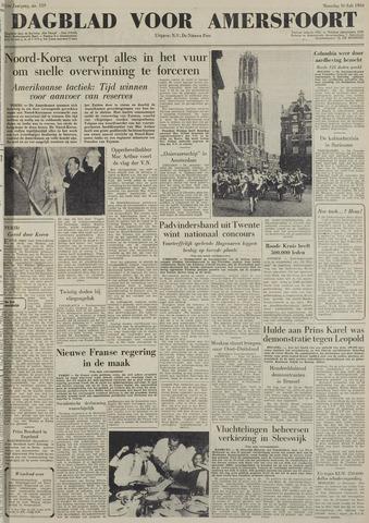 Dagblad voor Amersfoort 1950-07-10