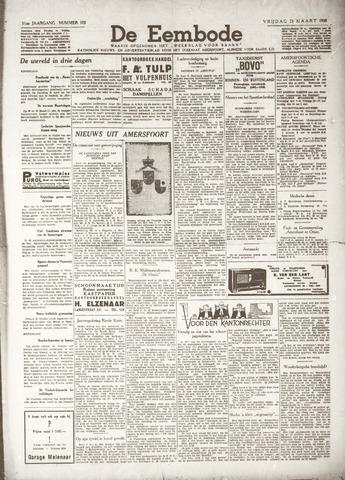 De Eembode 1938-03-25