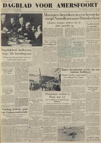 Dagblad voor Amersfoort 1950-12-11