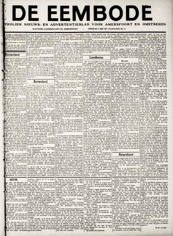 De Eembode 1919-05-06