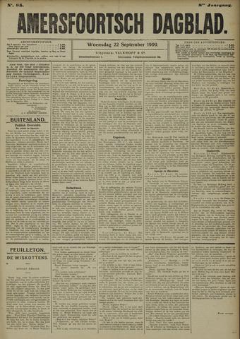 Amersfoortsch Dagblad 1909-09-22
