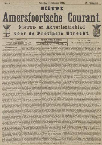 Nieuwe Amersfoortsche Courant 1919-02-01