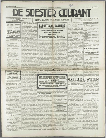 Soester Courant 1929-08-16