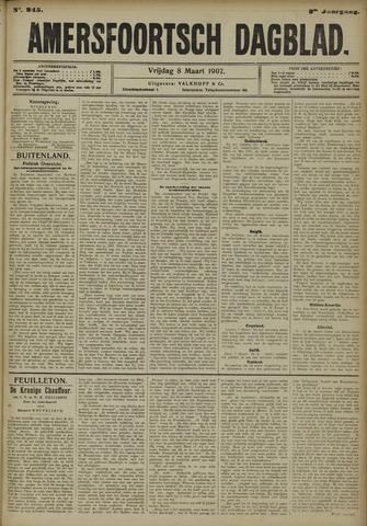 Amersfoortsch Dagblad 1907-03-08