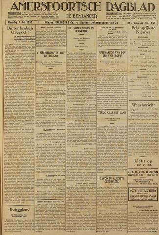 Amersfoortsch Dagblad / De Eemlander 1932-05-02