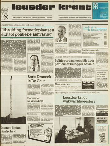 Leusder Krant 1988-11-24
