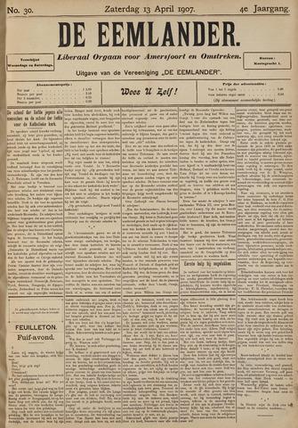 De Eemlander 1907-04-13