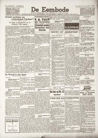 De Eembode 1937-06-29