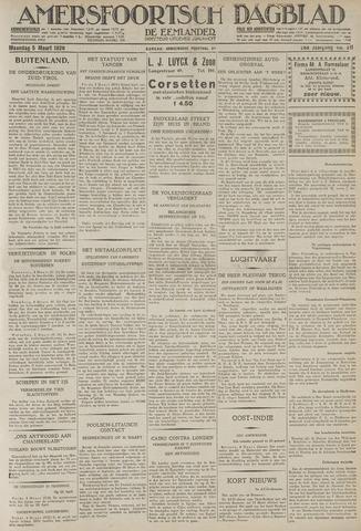 Amersfoortsch Dagblad / De Eemlander 1928-03-05