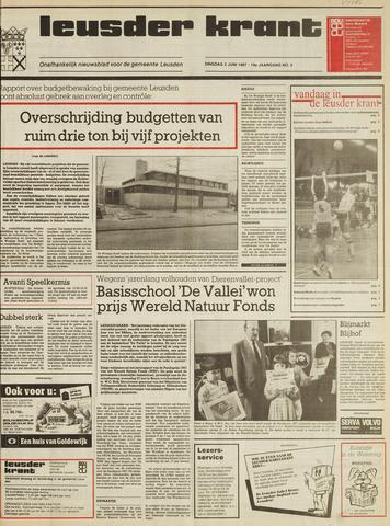 Leusder Krant 1987-06-02