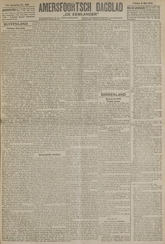 Amersfoortsch Dagblad / De Eemlander 1919-05-09
