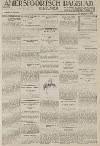Amersfoortsch Dagblad / De Eemlander 1929-04-04