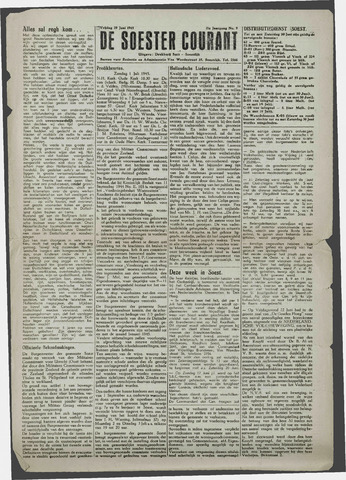Soester Courant 1945-06-29