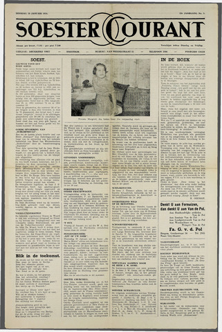 Soester Courant 1954-01-19