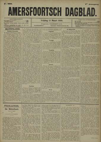 Amersfoortsch Dagblad 1909-03-12