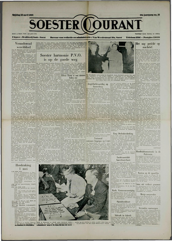 Soester Courant 1965-04-23