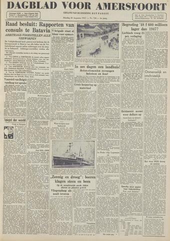 Dagblad voor Amersfoort 1947-08-26