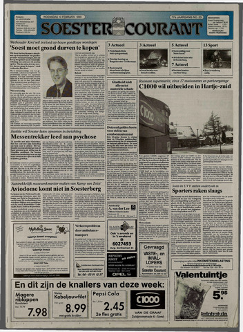 Soester Courant 1999-02-10